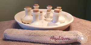 Accessoires de massage Akwaterra
